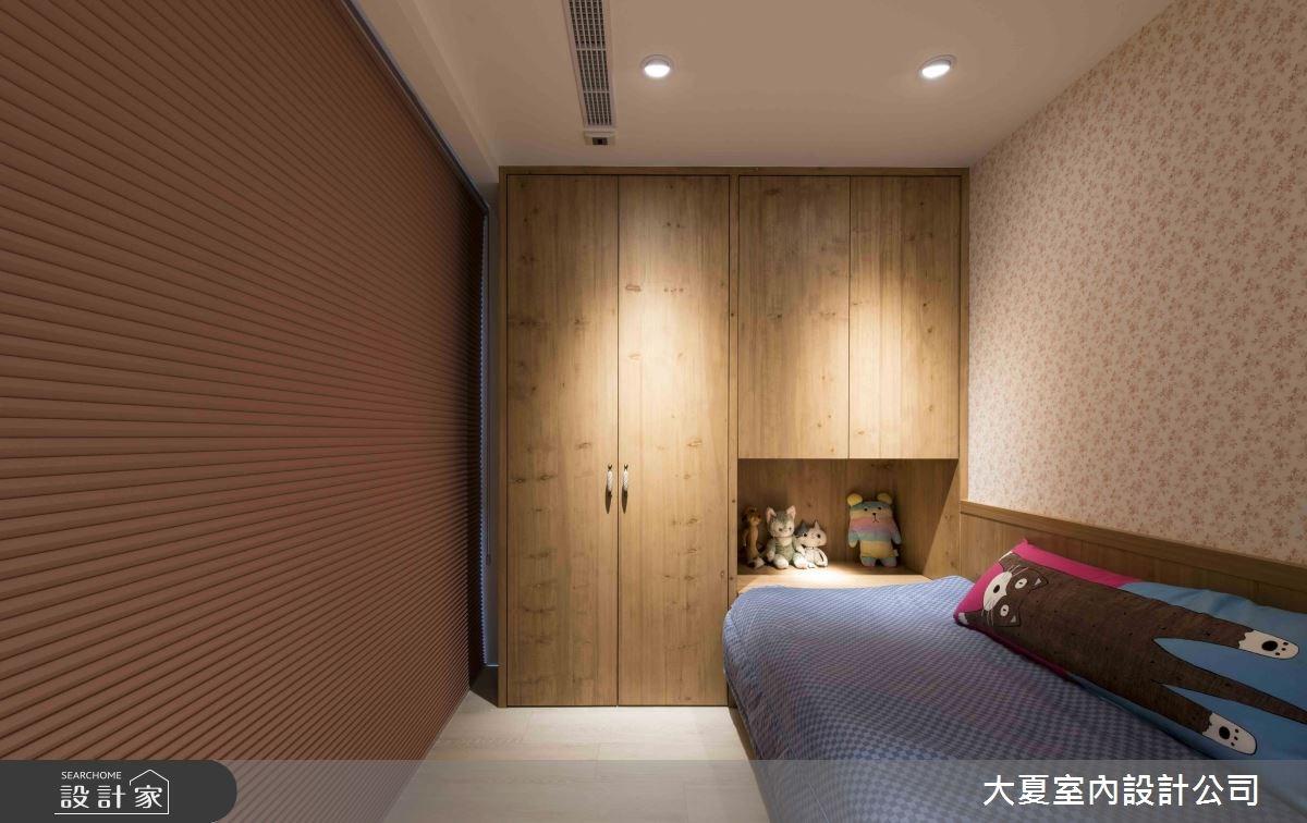 47坪新成屋(5年以下)_鄉村風案例圖片_大夏室內設計公司_大夏_47之17