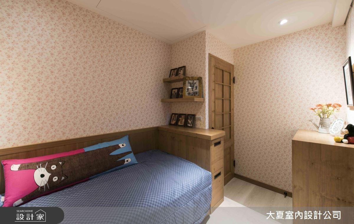 47坪新成屋(5年以下)_鄉村風案例圖片_大夏室內設計公司_大夏_47之18