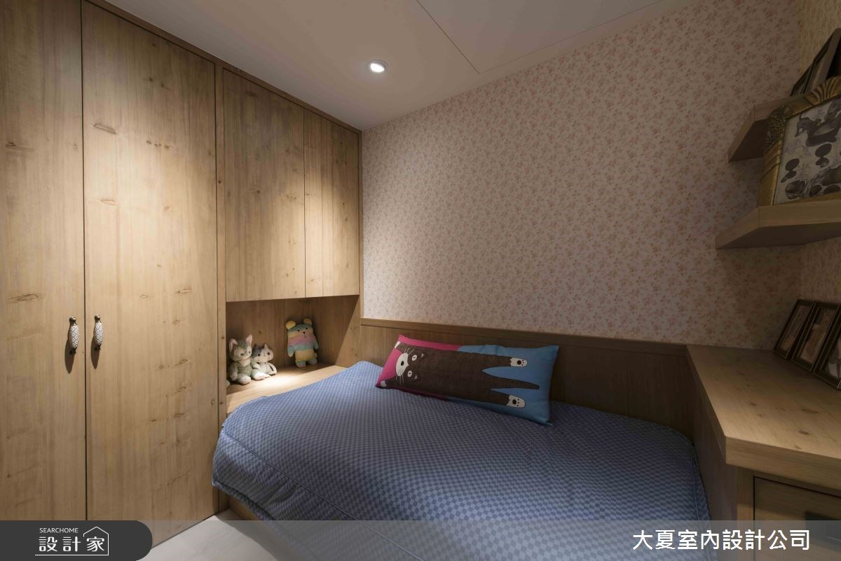 47坪新成屋(5年以下)_鄉村風案例圖片_大夏室內設計公司_大夏_47之19