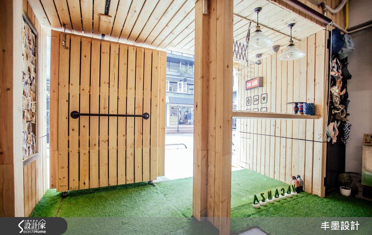 12坪老屋(16~30年)_休閒風商業空間案例圖片_丰墨設計_丰墨_02之4