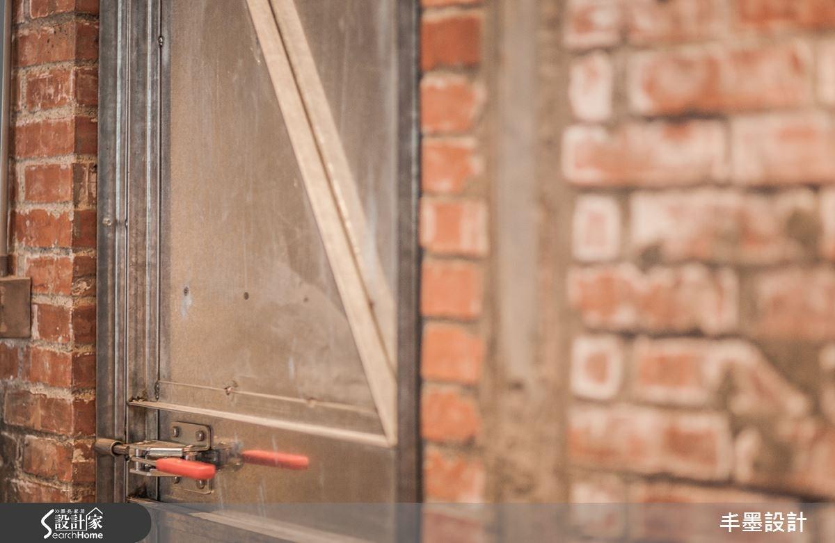 23坪新成屋(5年以下)_工業風吧檯案例圖片_丰墨設計_丰墨_04之21