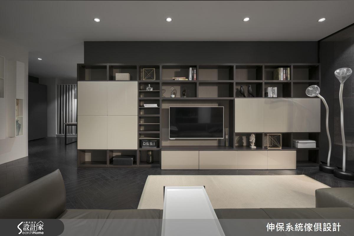 40坪_簡約風商業空間案例圖片_伸保系統傢俱設計_伸保_10之4