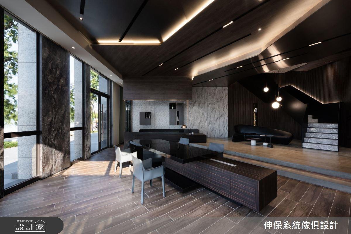 120坪新成屋(5年以下)_混搭風商業空間案例圖片_伸保系統傢俱設計_伸保_21之1