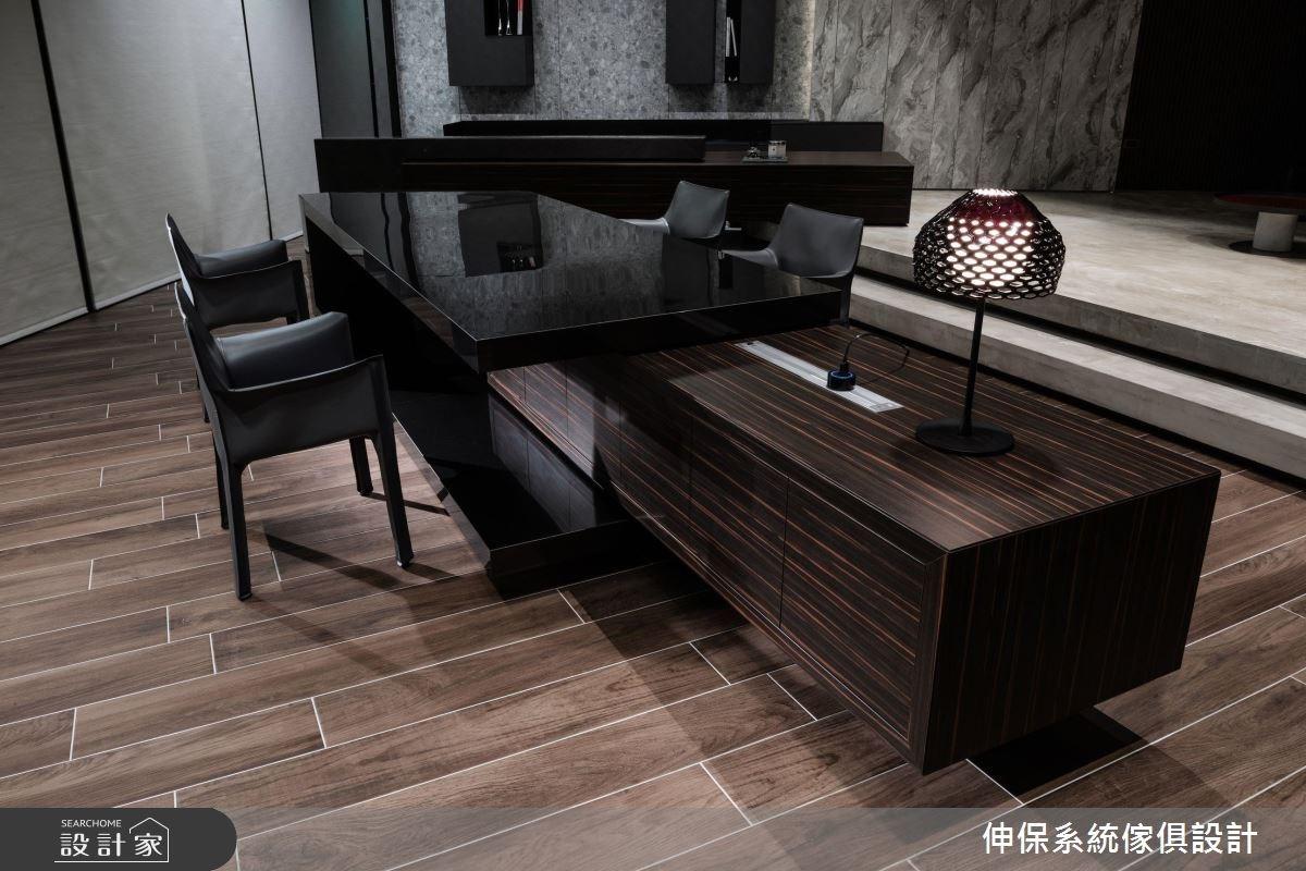 120坪新成屋(5年以下)_混搭風商業空間案例圖片_伸保系統傢俱設計_伸保_21之4