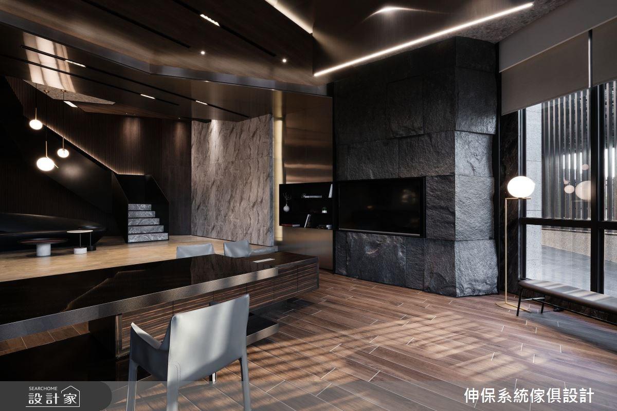 120坪新成屋(5年以下)_混搭風商業空間案例圖片_伸保系統傢俱設計_伸保_21之5