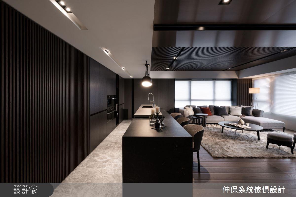 120坪新成屋(5年以下)_混搭風商業空間案例圖片_伸保系統傢俱設計_伸保_21之11