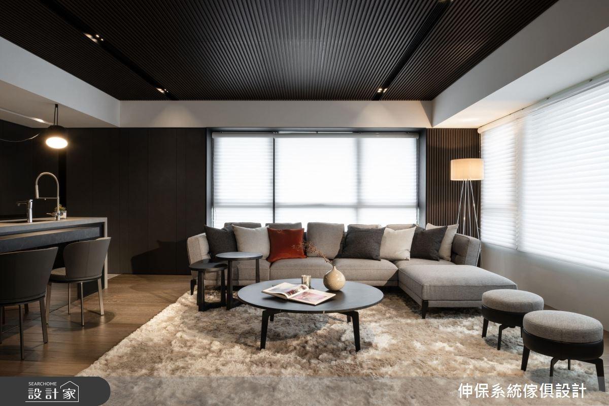 120坪新成屋(5年以下)_混搭風商業空間案例圖片_伸保系統傢俱設計_伸保_21之12