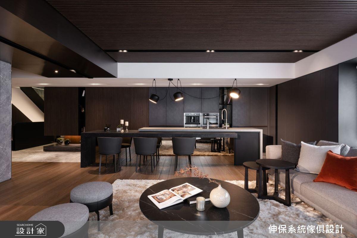 120坪新成屋(5年以下)_混搭風商業空間案例圖片_伸保系統傢俱設計_伸保_21之13