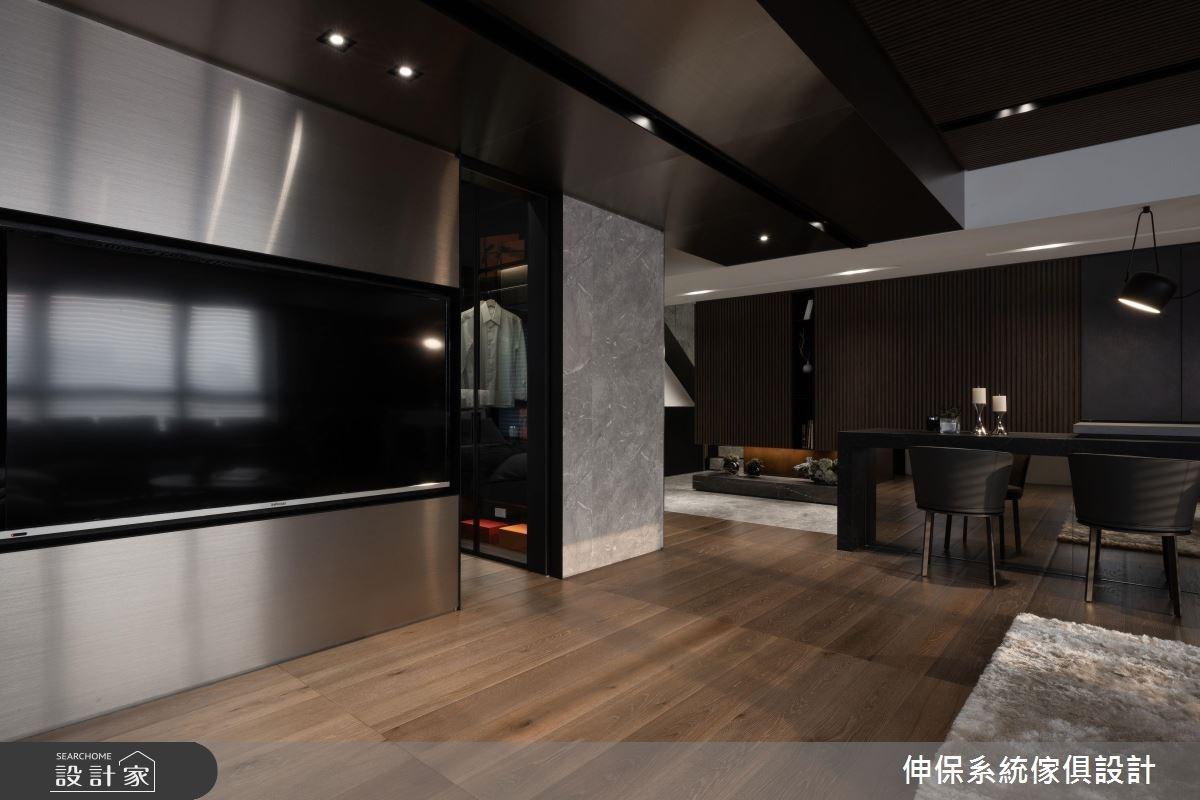 120坪新成屋(5年以下)_混搭風商業空間案例圖片_伸保系統傢俱設計_伸保_21之14