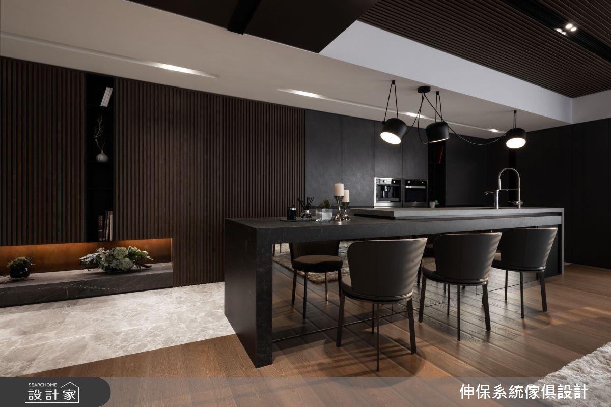 120坪新成屋(5年以下)_混搭風商業空間案例圖片_伸保系統傢俱設計_伸保_21之15