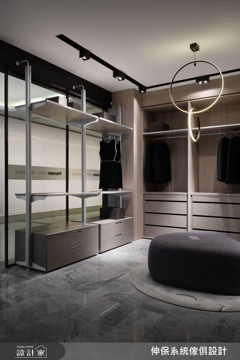 40坪_現代風商業空間案例圖片_伸保系統傢俱設計_伸保_23之4