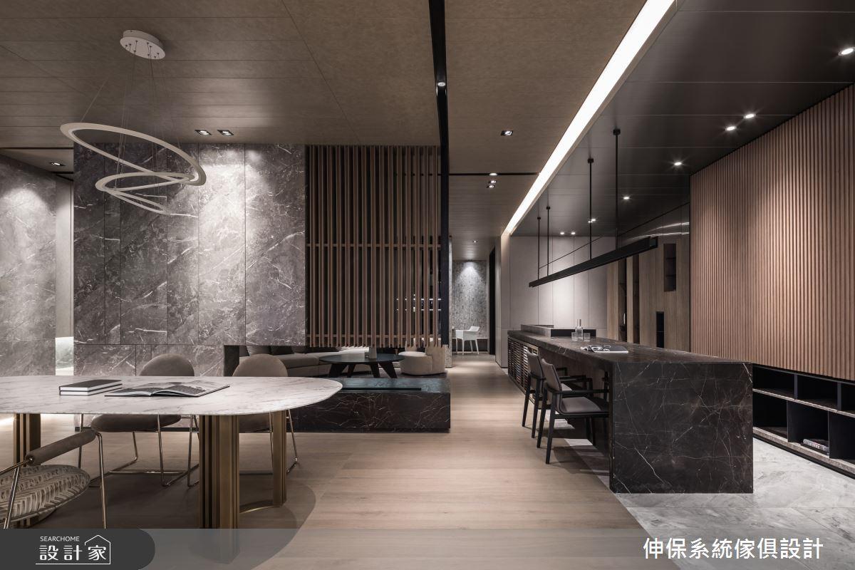 40坪_現代風商業空間案例圖片_伸保系統傢俱設計_伸保_24之5