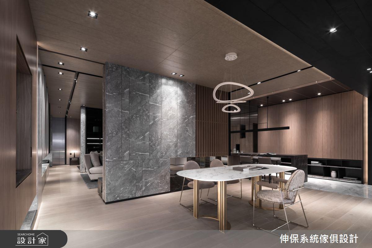 40坪_現代風商業空間案例圖片_伸保系統傢俱設計_伸保_24之3