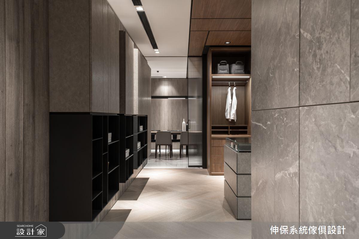 40坪_現代風商業空間案例圖片_伸保系統傢俱設計_伸保_25之6