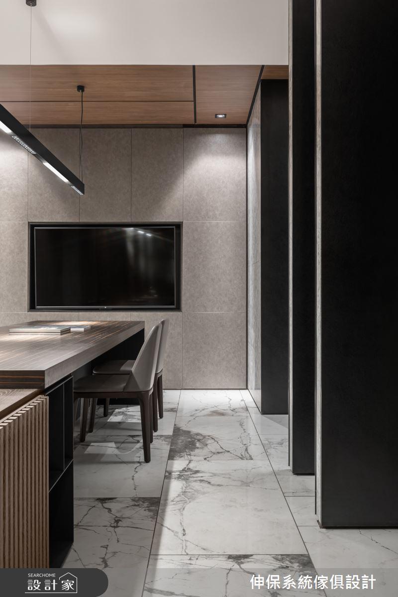 40坪_現代風商業空間案例圖片_伸保系統傢俱設計_伸保_25之14