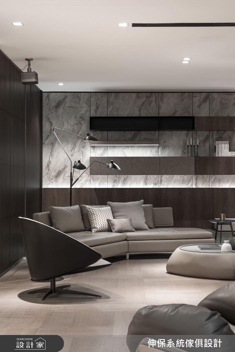 40坪_現代風商業空間案例圖片_伸保系統傢俱設計_伸保_25之4