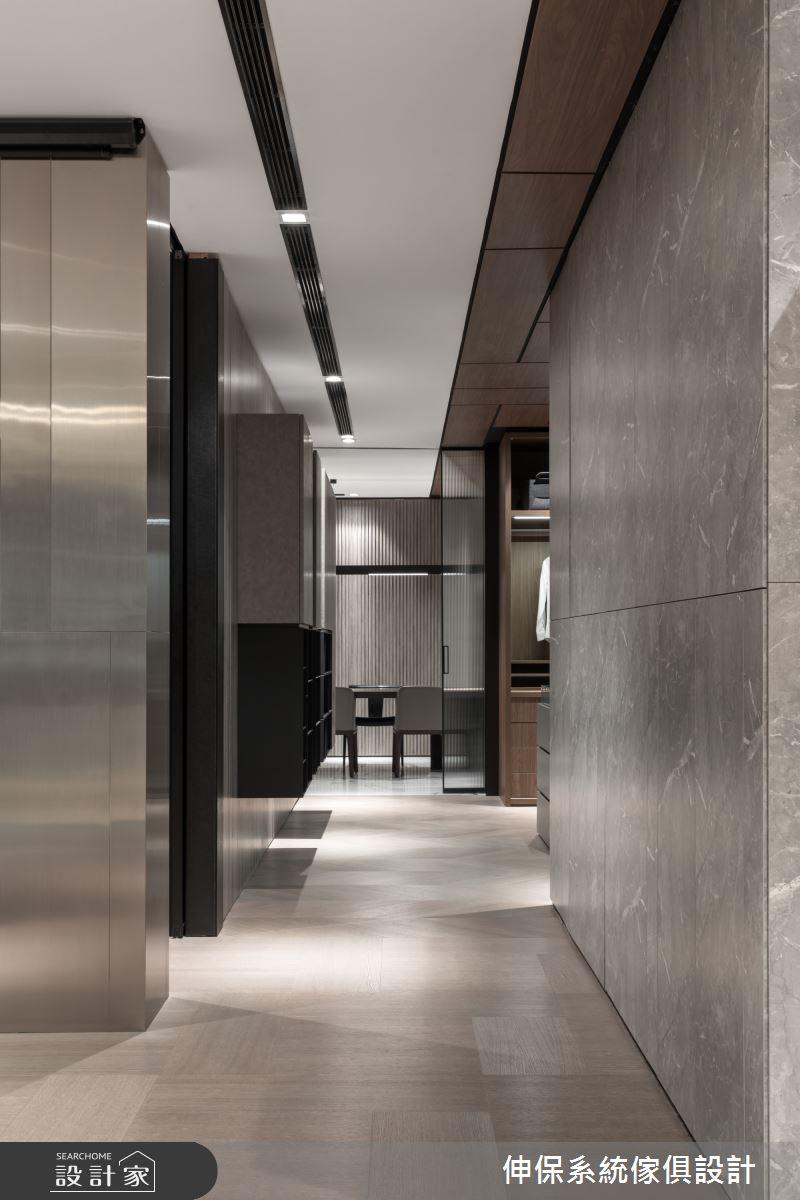 40坪_現代風商業空間案例圖片_伸保系統傢俱設計_伸保_25之5
