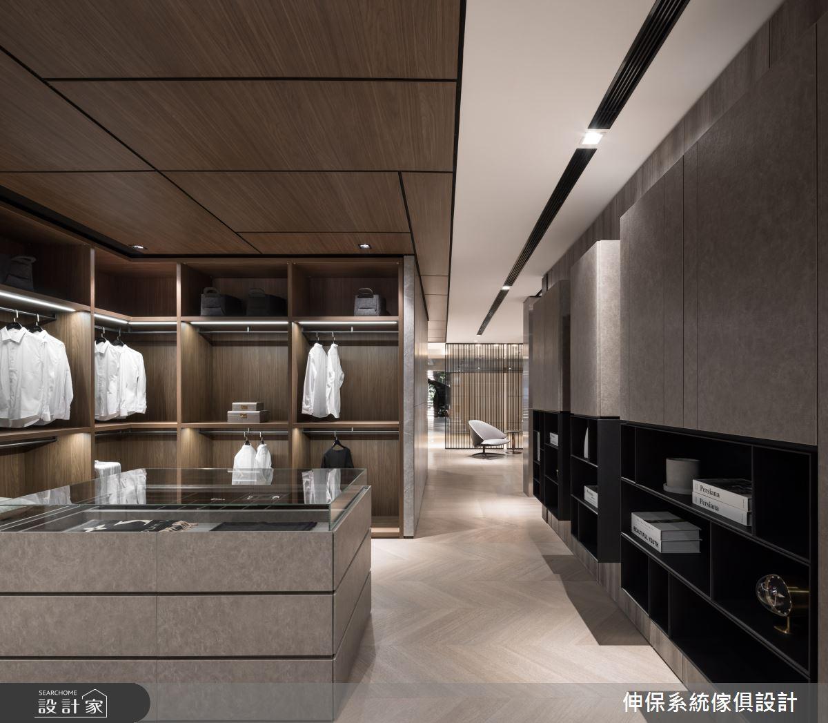 40坪_現代風商業空間案例圖片_伸保系統傢俱設計_伸保_25之9