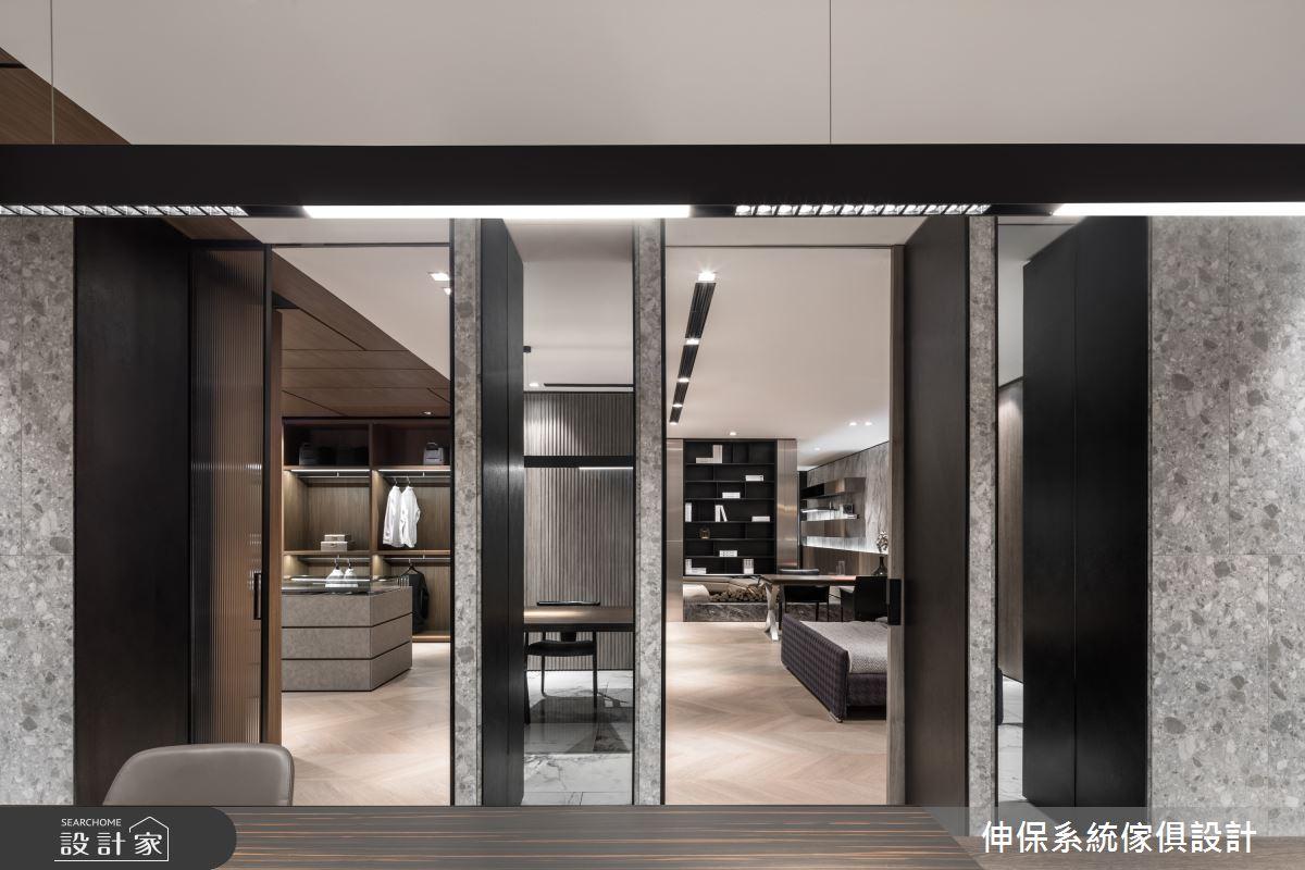 40坪_現代風商業空間案例圖片_伸保系統傢俱設計_伸保_25之12