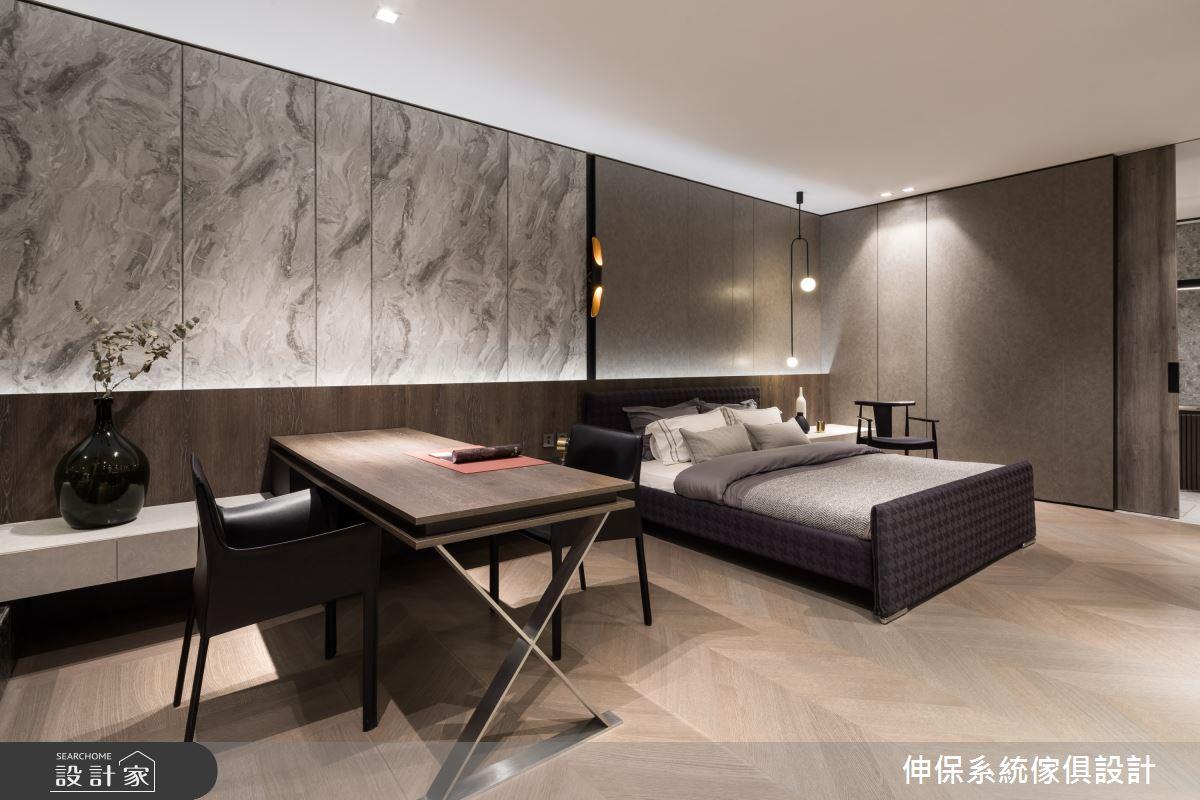 40坪_現代風商業空間案例圖片_伸保系統傢俱設計_伸保_25之15