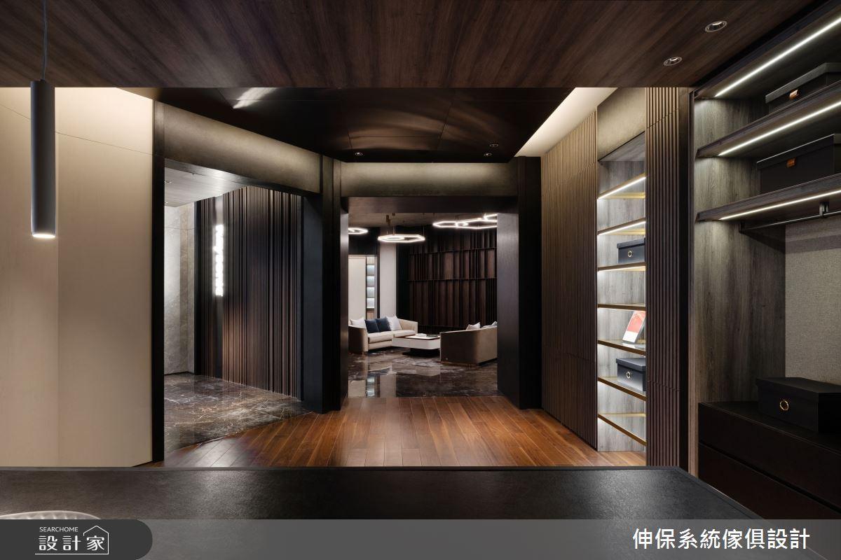 150坪_現代風商業空間案例圖片_伸保系統傢俱設計_伸保_27之3