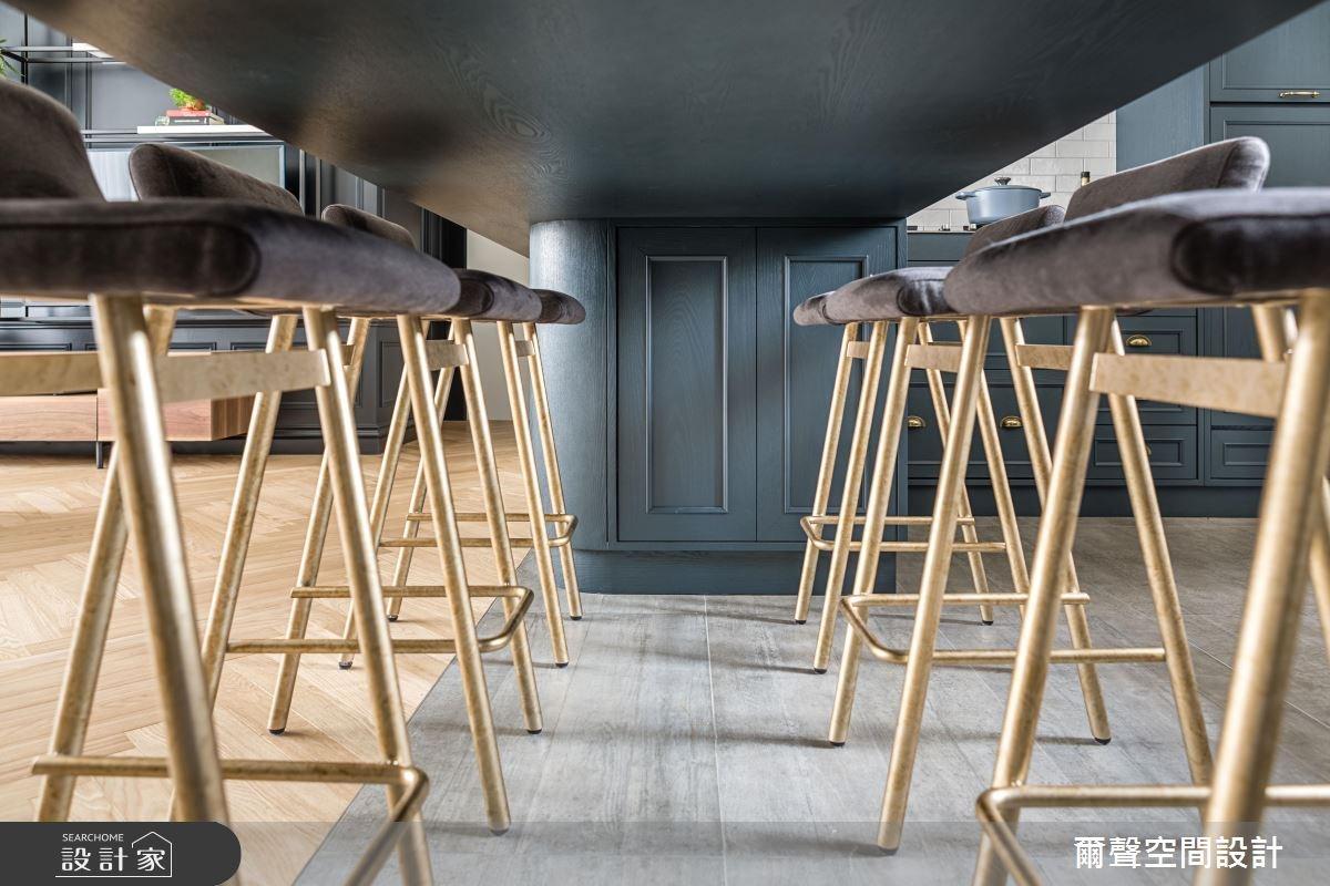23坪新成屋(5年以下)_混搭風餐廳案例圖片_爾聲空間設計_爾聲_Holiday At Home  隨心留心之11