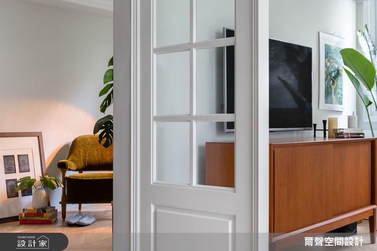 25坪老屋(16~30年)_美式風案例圖片_爾聲空間設計_爾聲_K.J Residence之4