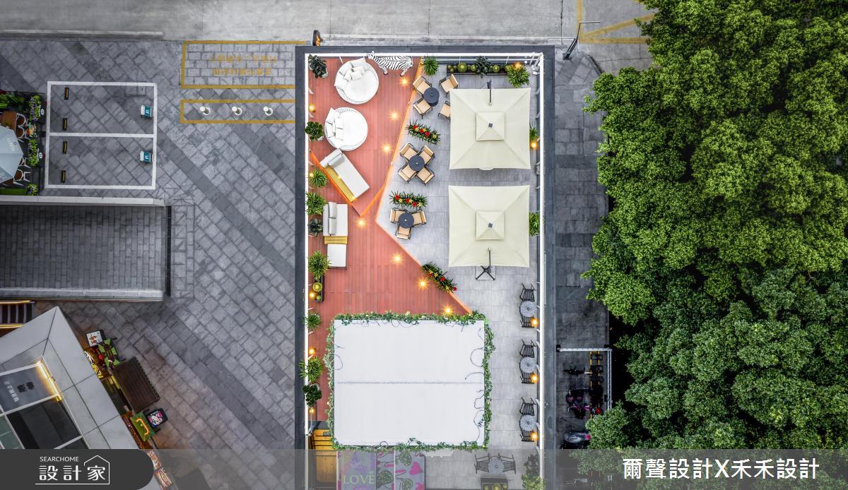 200坪_混搭風案例圖片_爾聲空間設計_爾聲_麓藝茶苑之56