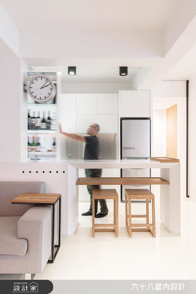 26坪老屋(16~30年)_北歐風案例圖片_六十八室內設計有限公司_六十八_15之7