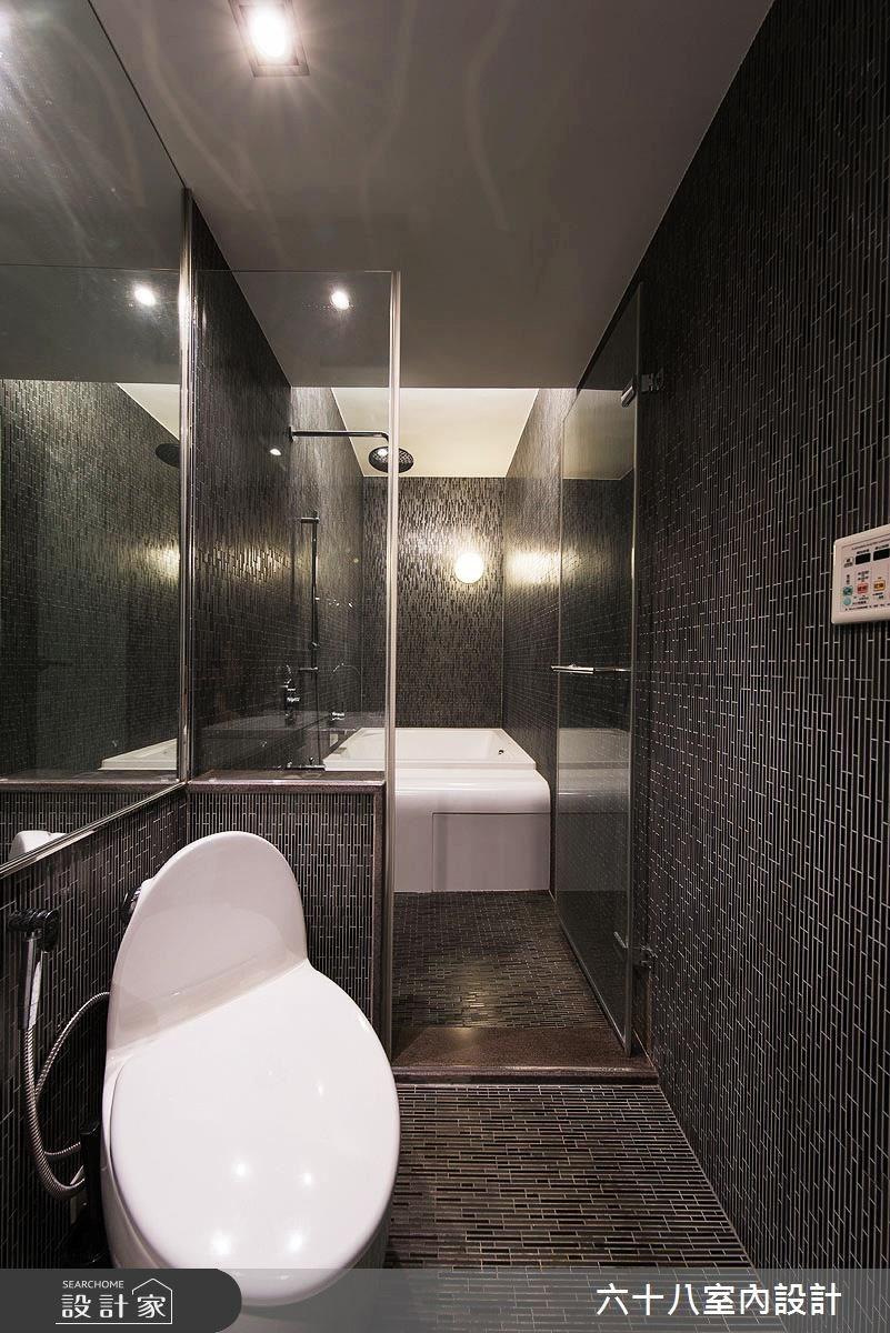 26坪老屋(16~30年)_北歐風案例圖片_六十八室內設計有限公司_六十八_15之9