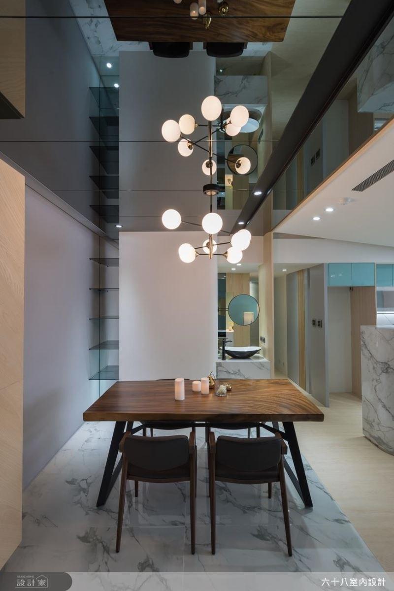 27坪老屋(16~30年)_現代風案例圖片_六十八室內設計有限公司_六十八_19之1