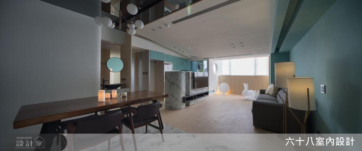 27坪老屋(16~30年)_現代風案例圖片_六十八室內設計有限公司_六十八_19之2
