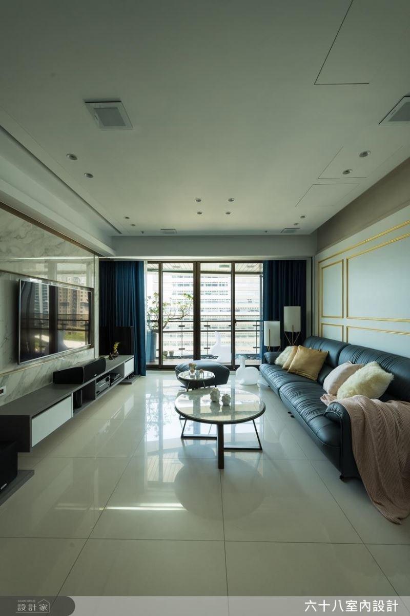27坪新成屋(5年以下)_現代風案例圖片_六十八室內設計有限公司_六十八_20之4