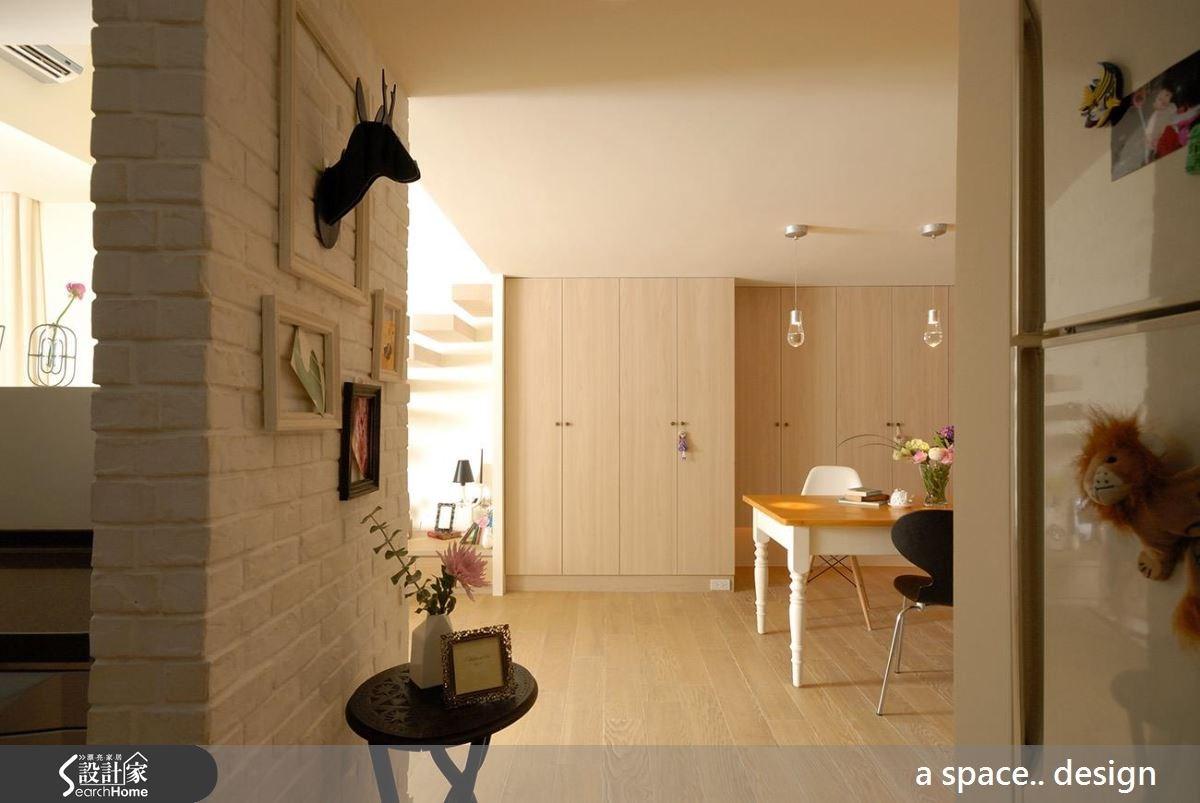 25坪新成屋(5年以下)_混搭風案例圖片_a space..design/一個空間設計_a space.._02之3