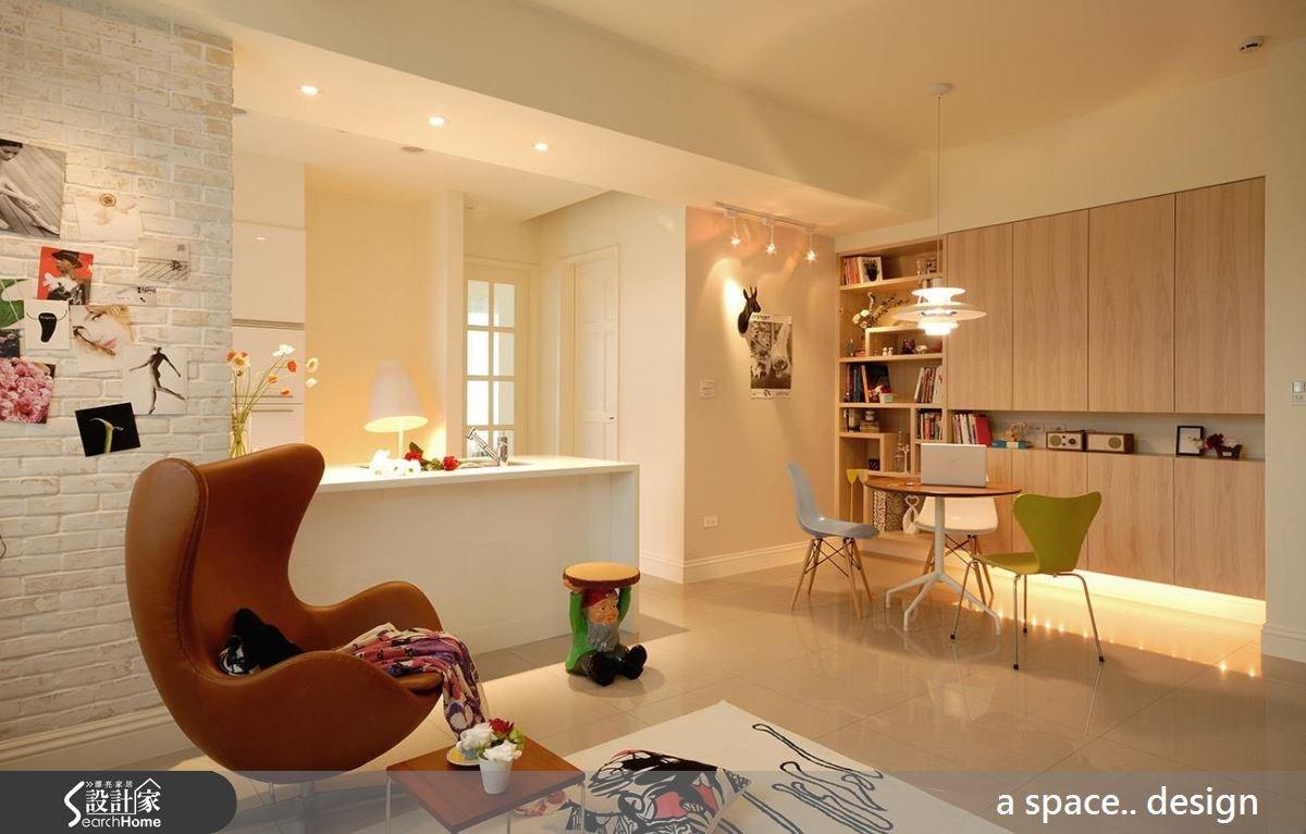 30坪新成屋(5年以下)_北歐風案例圖片_a space..design/一個空間設計_a space.._03之1