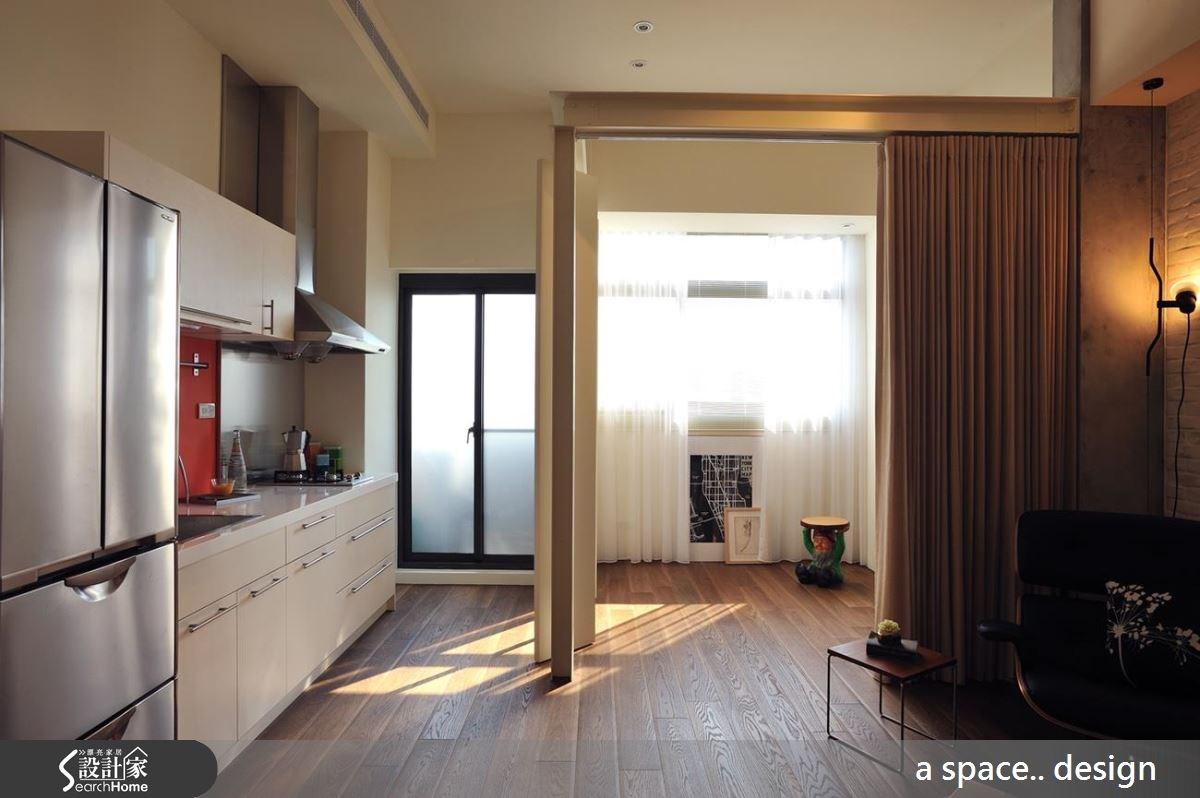 25坪新成屋(5年以下)_工業風案例圖片_a space..design/一個空間設計_a space.._04之12