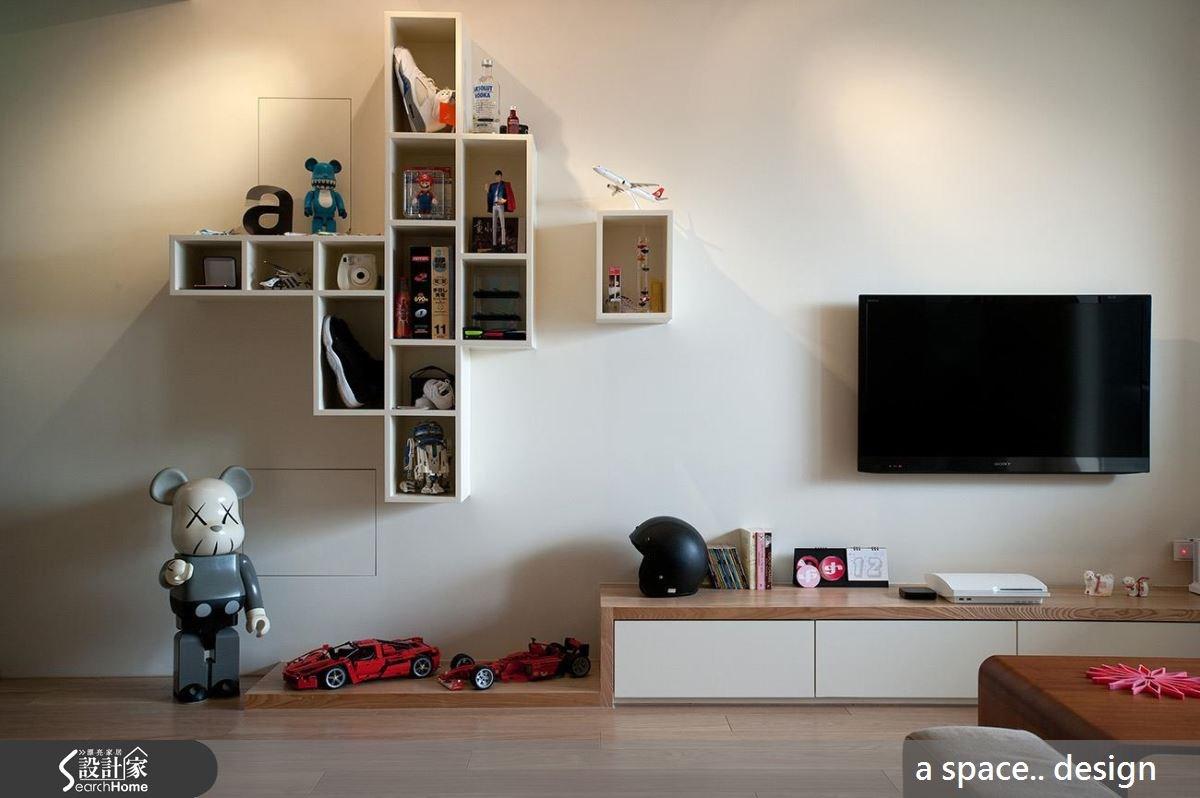 25坪新成屋(5年以下)_休閒風案例圖片_a space..design/一個空間設計_a space.._10之1