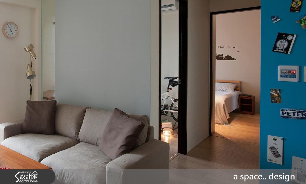 25坪新成屋(5年以下)_休閒風案例圖片_a space..design/一個空間設計_a space.._10之3