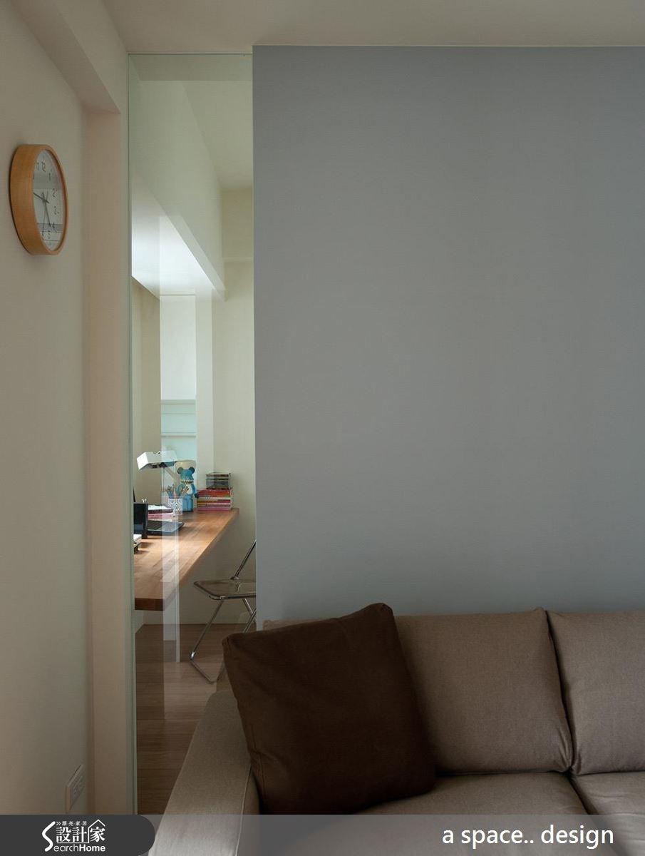 25坪新成屋(5年以下)_休閒風案例圖片_a space..design/一個空間設計_a space.._10之4