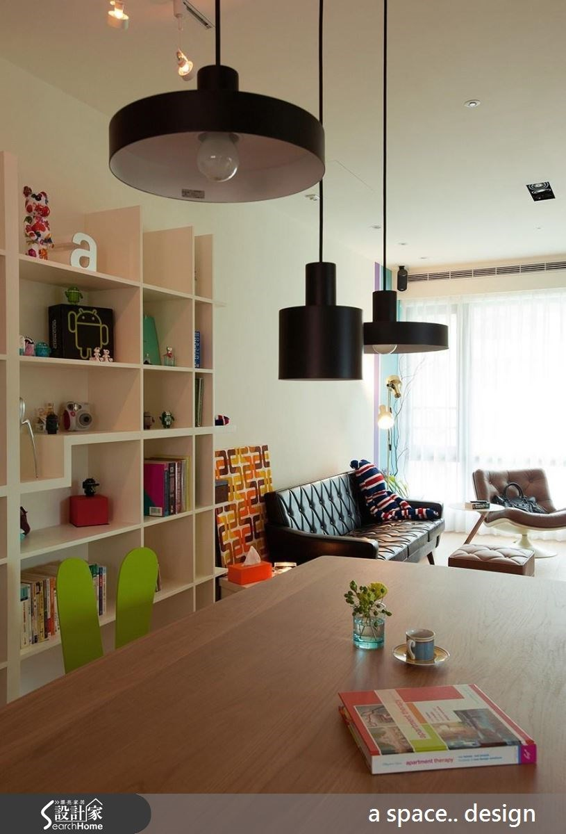 25坪預售屋_北歐風案例圖片_a space..design/一個空間設計_a space.._11之3