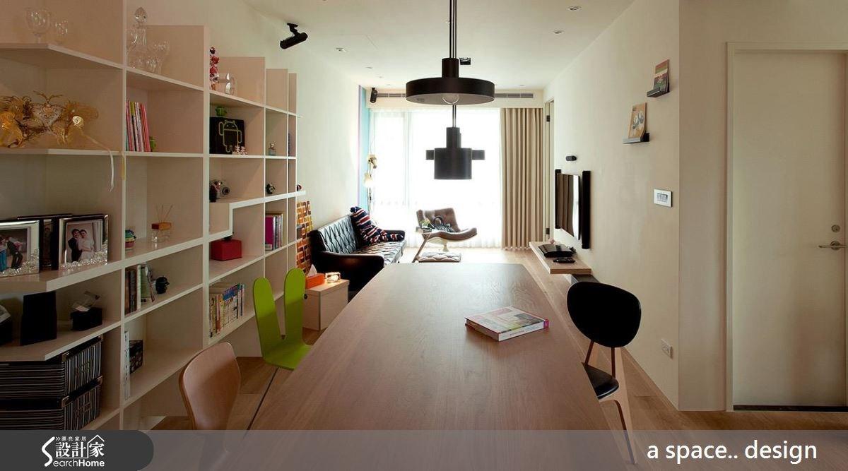 25坪預售屋_北歐風案例圖片_a space..design/一個空間設計_a space.._11之4