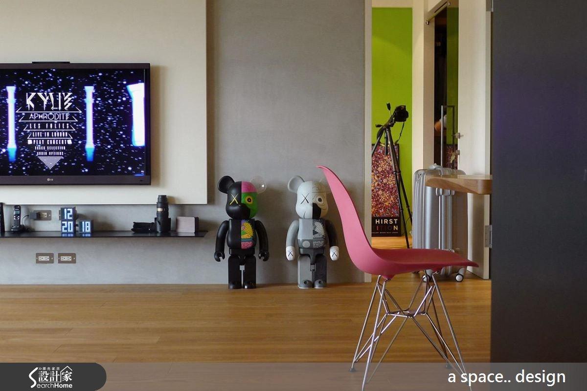 60坪新成屋(5年以下)_現代風案例圖片_a space..design/一個空間設計_a space.._12之5