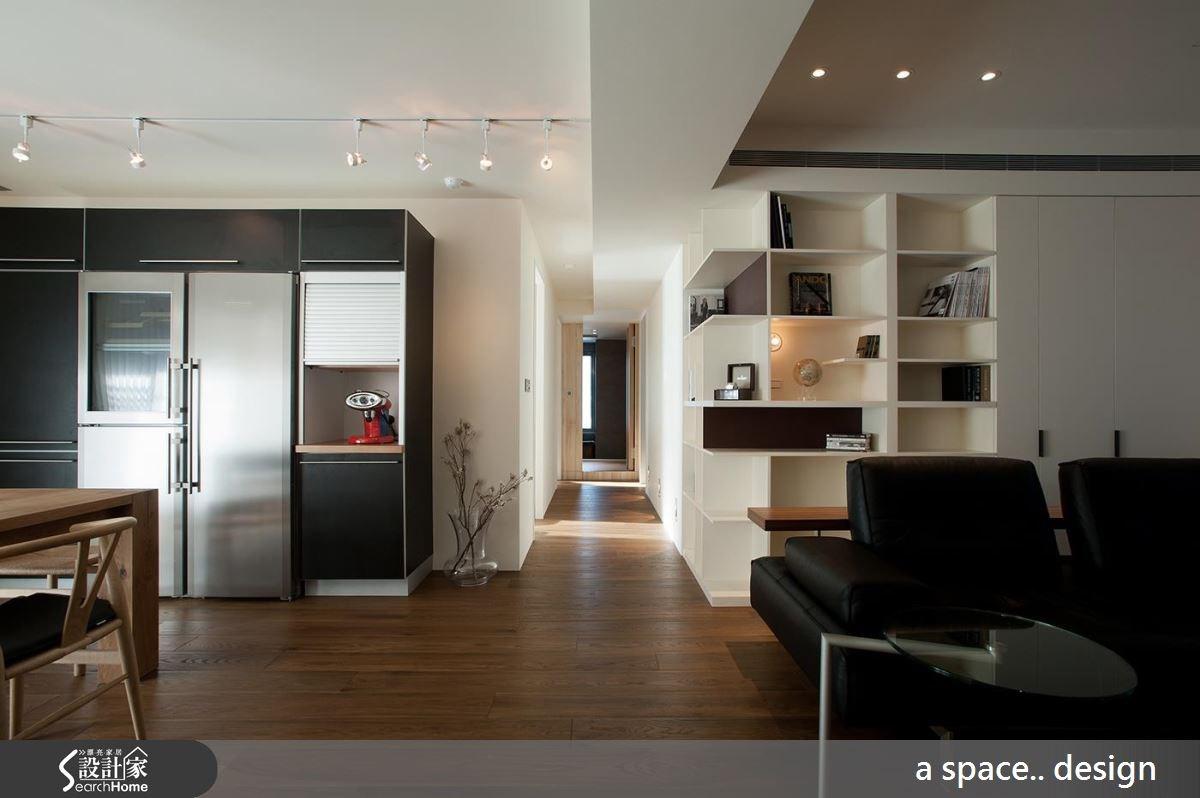 60坪中古屋(5~15年)_現代風案例圖片_a space..design/一個空間設計_a space.._13之3