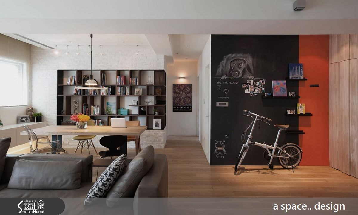 60坪新成屋(5年以下)_工業風案例圖片_a space..design/一個空間設計_a space.._14之1