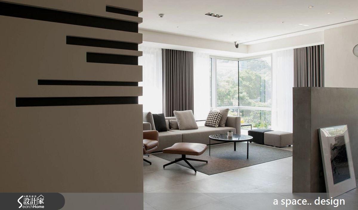 110坪預售屋_簡約風案例圖片_a space..design/一個空間設計_a space.._16之2