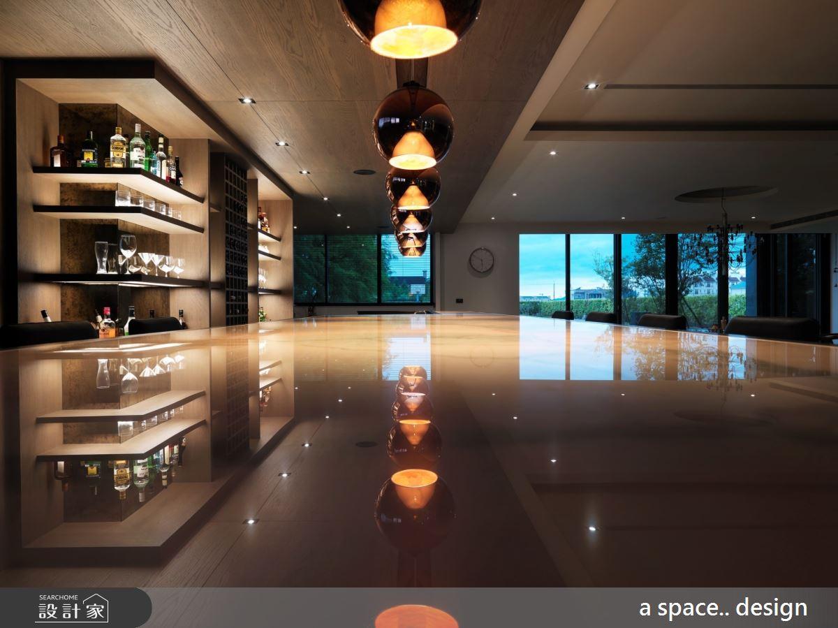 150坪_混搭風吧檯案例圖片_a space..design/一個空間設計_a space.._23之26