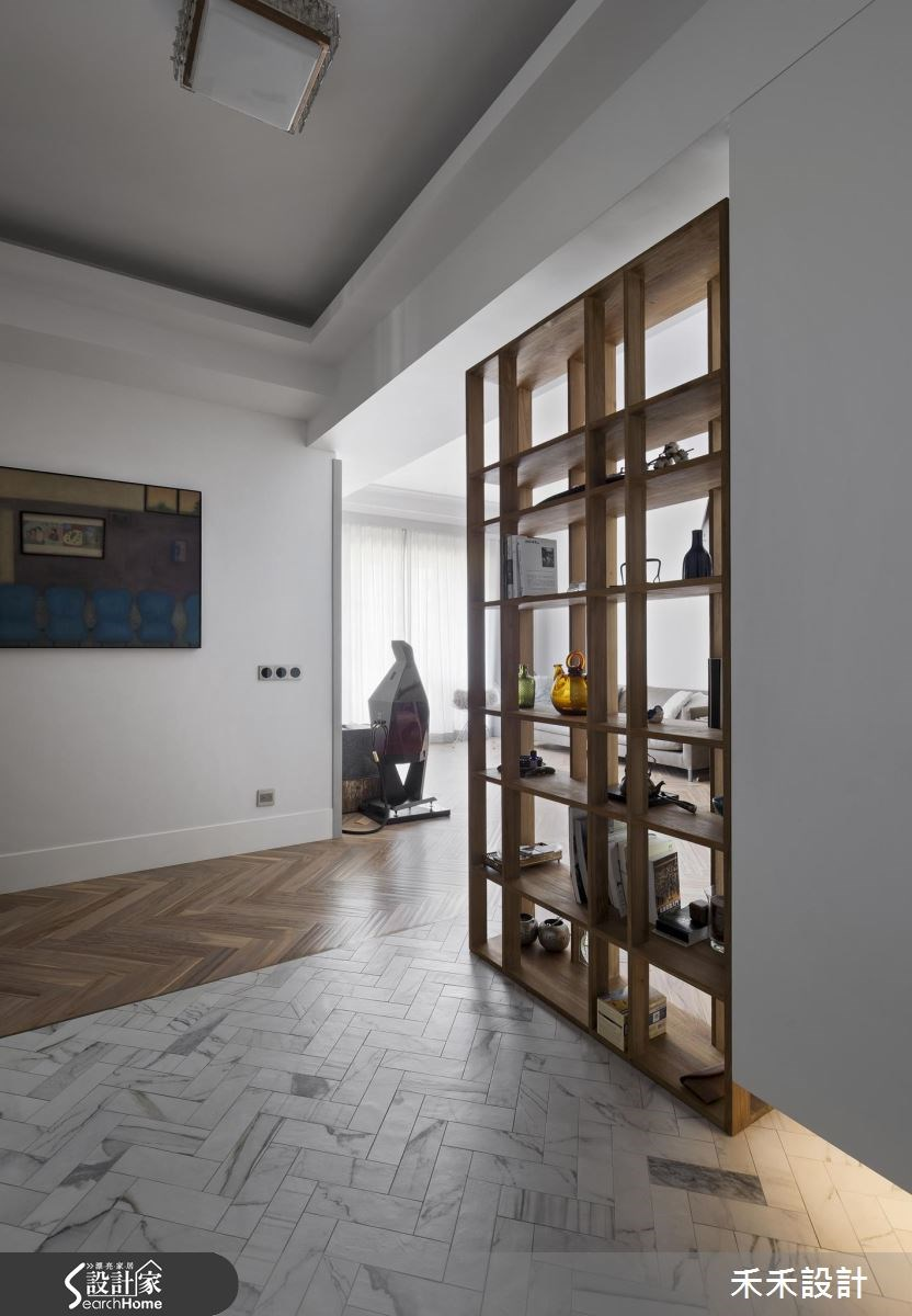 40坪新成屋(5年以下)_混搭風案例圖片_禾禾設計_禾禾_05之1