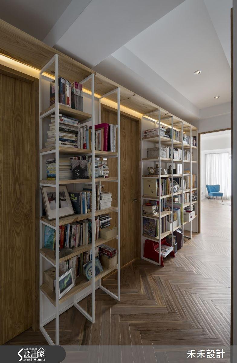 40坪新成屋(5年以下)_混搭風案例圖片_禾禾設計_禾禾_05之2