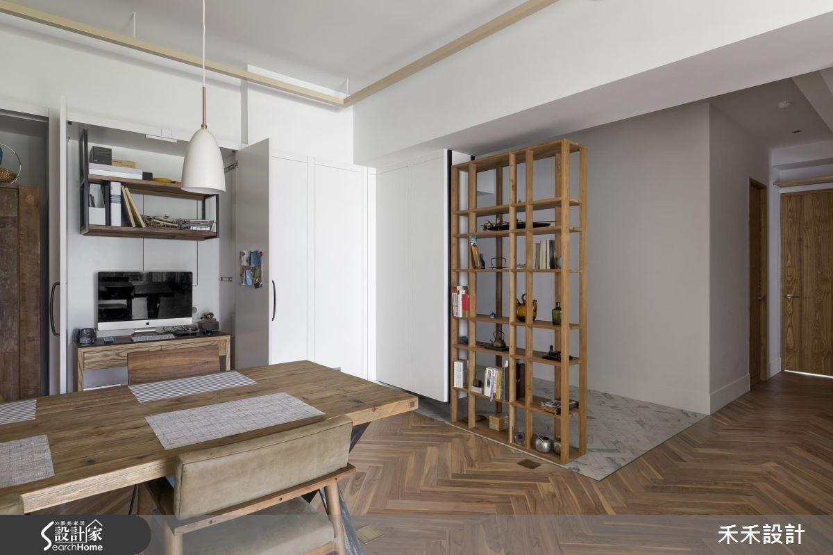 40坪新成屋(5年以下)_混搭風案例圖片_禾禾設計_禾禾_05之3