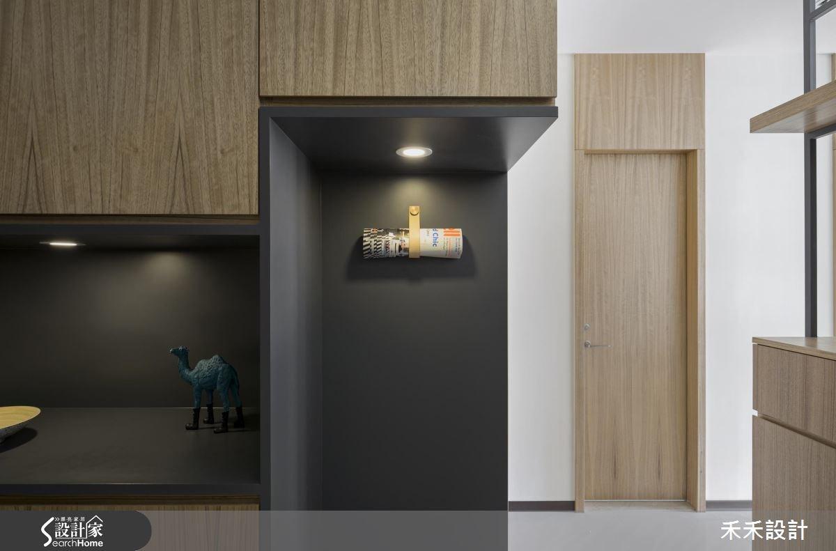 25坪新成屋(5年以下)_現代風客廳案例圖片_禾禾設計_禾禾_12之4